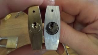 (36) Picking - Schlösser für Lockpicking Anfänger - Teil 2