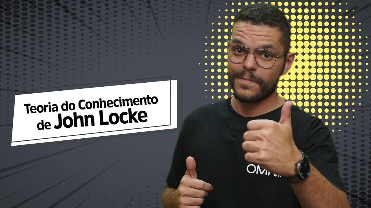 Teoria do Conhecimento de John Locke