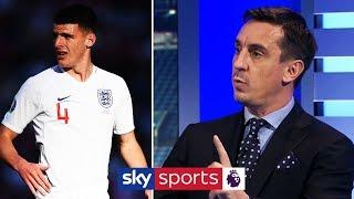 Can Declan Rice become a world class midfielder? | Gary Neville & Jamie Carragher | MNF