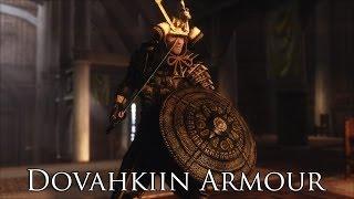 TES V - Skyrim Mods: Blades Samurai Armour and Kimonos