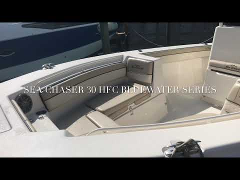 Sea Chaser 30 hfc video