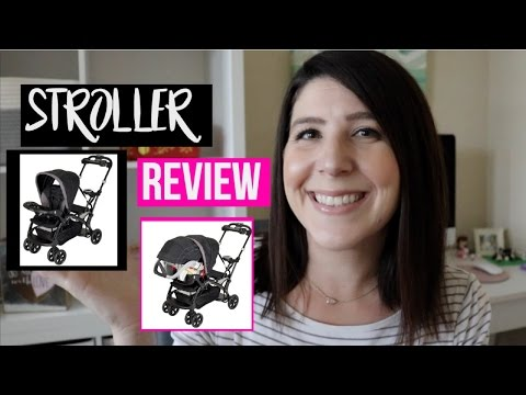 STROLLER REVIEW || Baby Trend Sit N Stand