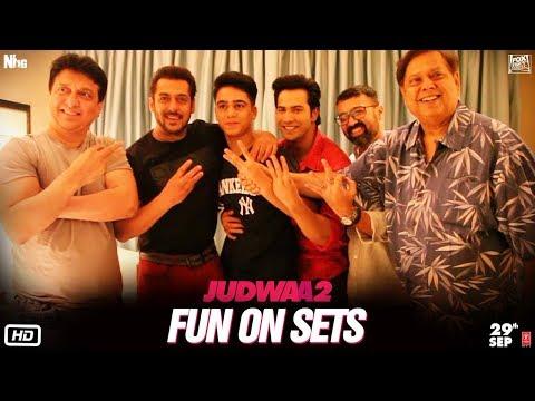 Download Judwaa 2 | Fun On Sets | Varun | Jacqueline | Taapsee | David Dhawan HD Video