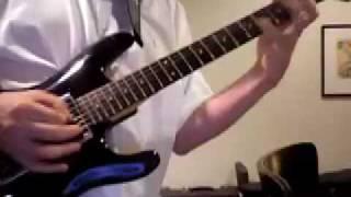 Joe Satriani Can't Slow Down Solo JS1
