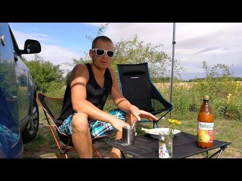 Die perfekten micro Camping Tische und Stühle