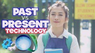 Past vs Present (Technology)