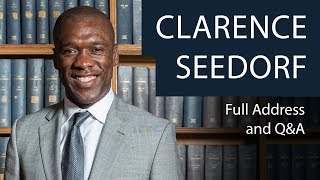 Clarence Seedorf | Full Address And Q&A | Oxford Union