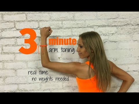 ARM EXERCISES FOR WOMEN - Get Rid Of Bingo Wings And Tone Your Arms  - Home Workout START NOW