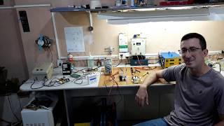 Apresentação do curso de reparo em placas eletrônicas de lavadoras Electrolux!