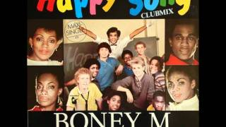 Boney M - Happy Song [HQ]