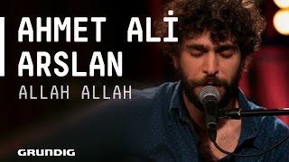 Ahmet Ali Arslan @Akustikhane - Allah Allah (MFÖ Cover) #Akustikhane #sesiniaç