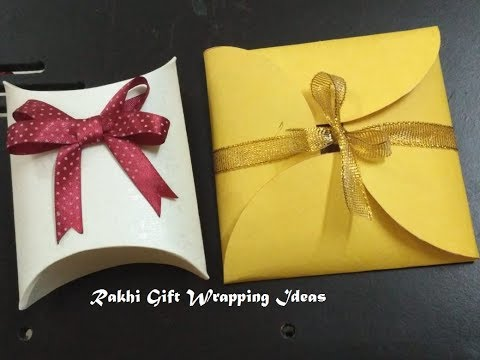 Rakhi gift packing