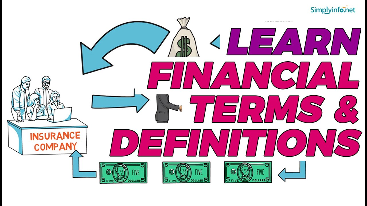 Discover monetary terms & meanings described financing terms you need to understand A Terms Part - 01 thumbnail