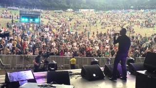 Cutty Ranks - International ft Chase and Status @ Boomtown 2015