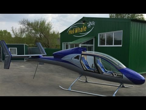 Meet Afalina: Russia reveals ultra-light low cost helicopter