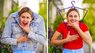 EASY HACKS TO MAKE YOUR VIDEOS VIRAL || Photo Hacks and DIY Ideas by 123 GO!