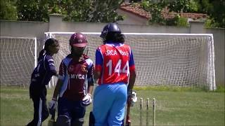 NYCL Girls - 10/20 2018 : Highlights Game 1