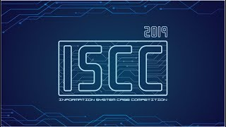 Information Systems Case Competition (ISCC)