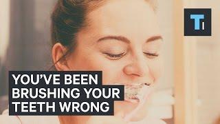 Sudah Benarkah Cara Anda Menggosok Gigi Selama Ini?
