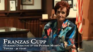 Franzas Cupp on Buffalos in Sweetwater, Texas