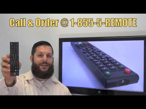 Westinghouse RMT15 v2 TV Remote Control