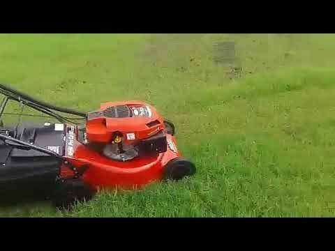 Walk Behind Mowers