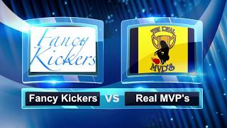 SSK Kickball: Fancy Kickers vs Real MVP's