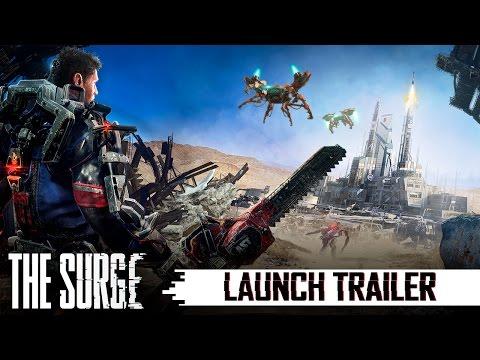 The Surge Steam Key GLOBAL - video trailer