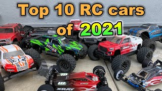 10 Best RC cars of 2021