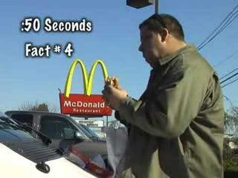 10 Strange And Creepy Reasons Not To Eat Fast Food