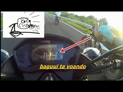 CG sport 150cc top speed  a mas de 140km/h