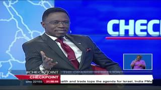 Checkpoint Full Bulletin 27th June 2016 - Itierio Boys students burn seven dormitories