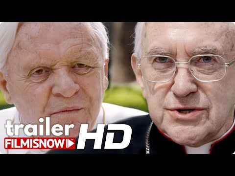 The Two Popes Starring Anthony Hopkins