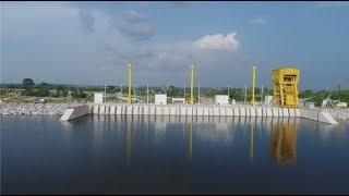 Soubré, le plus grand barrage de la Côte d'Ivoire