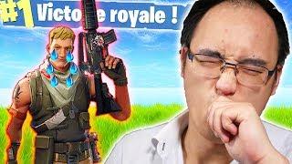 LA PIRE DÉCISION DE SA VIE ! | Fortnite Battle Royale