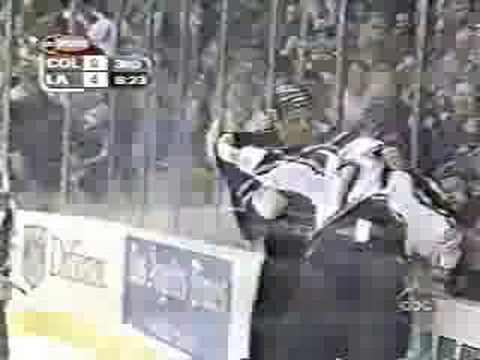 Stu Grimson vs. Scott Parker