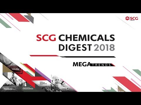 SCG Chemicals Digest 1/2018 Megatrends