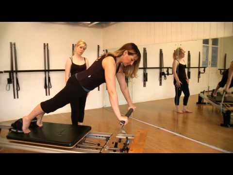 Online accredited Pilates Reformer Course from Pilates Union ...