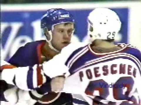 Rudy Poeschek vs. Dale Henry
