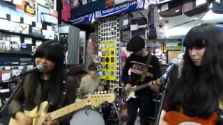 The History Of Apple Pie - Glitch (HD) - Banquet Records, Kingston - 03.02.13