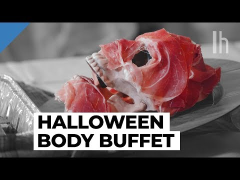 How To Make Your Own Halloween Body Buffet | Lifehacker