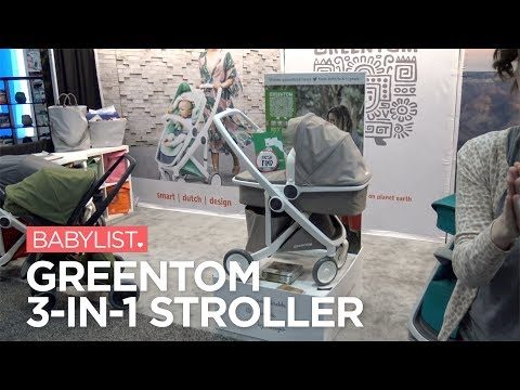 Greentom 3-in-1 Stroller Review