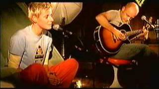 K's Choice Butterflies Instead - Live Semi Acoustic Session 2000
