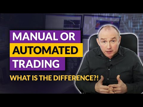 Forex Robots Make More Money!? We Compare Automated Trading and Manual Trading!
