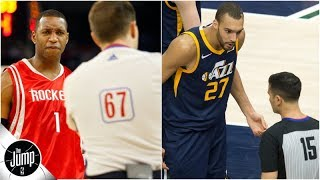 Tracy McGrady had some on-court outbursts, just like Rudy Gobert | The Jump | Kholo.pk