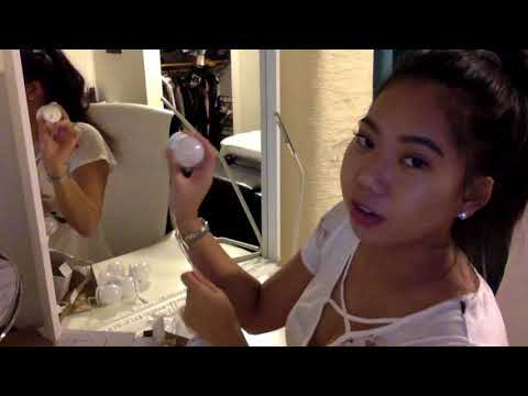 Easy DIY Light Up Vanity with Chende Lights