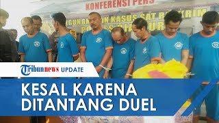 Polisi Tangkap 7 Pelaku yang Bunuh Debt Collector di Cianjur, Pelaku Kesal Pernah Ditantang Duel