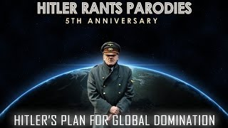 Hitler's plan for Global Domination
