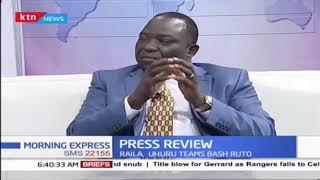 Depression: Kenya's new health disaster   PRESS REVIEW