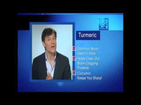 Video The Dr. Oz Show: 1 Minute to Better Health Turmeric